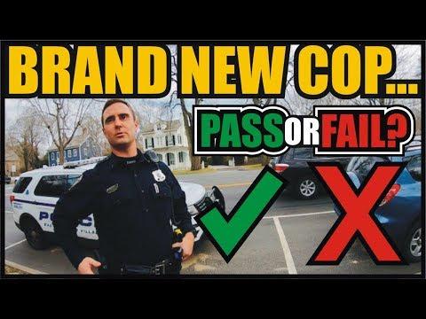 First Amendment AUDIT 4: POLICE Fender Bender + A Brand New Cop East Hampton NY Village Police