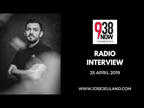938NOW Radio Interview - Jose Jeuland about  Longevity Okinawa a photography exhibition