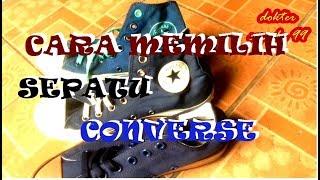 Cara memilih ORI vs KW sepatu converse 3fb0c4c981