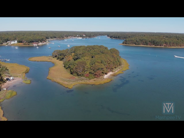 Relaxing Music with Beautiful Video of Mashpee and Upper Cape Cod