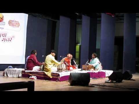 Viraj Joshi sings Anuraniya Thokada 25-7-2015 अणुरणिया थोकडा  तुका आकाशाएवढा