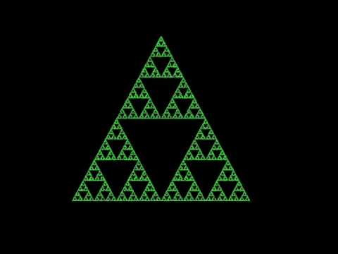 ZELDA SYMBOL : created by a chaos-game