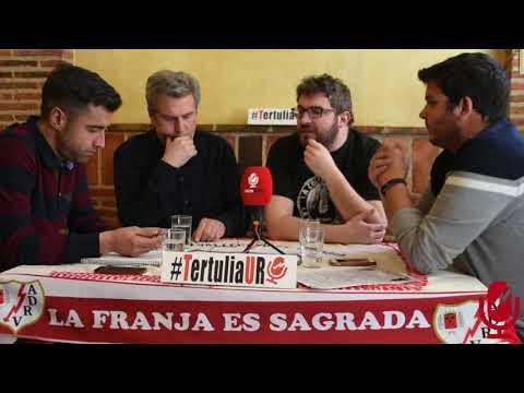 TertuliaUR con José Vicente Delfa y Jesús Mesado
