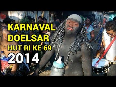 Video Karnaval Doelsar HUT RI ke 69 Todanan 2014
