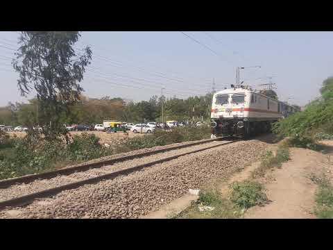 (UnReserved) Kalka Ambala Passenger