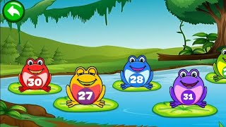 Piano Kids Game - Learning Numbers for Kids Music & Songs #6