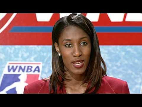WNBA at 20 - Lisa Leslie