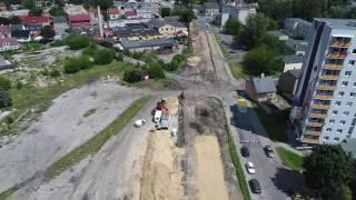 Budowa drogi aglomeracyjnej w Zielonej Górze