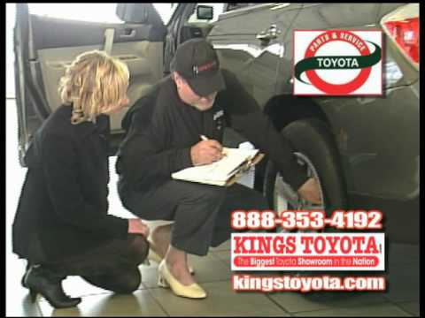 Kings Toyota 29 99 Winter Service Special