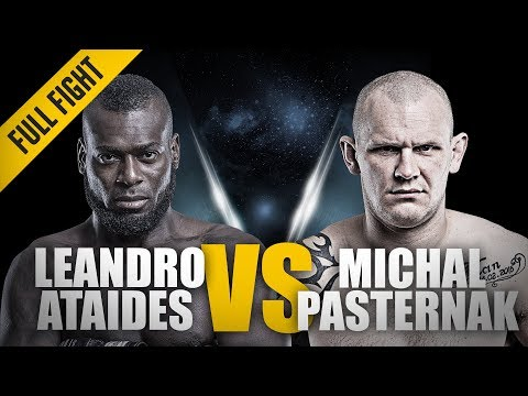 ONE: Full Fight | Leandro Ataides vs. Michal Pasternak | A Thunderous Showdown | August 2017