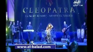 بالفيديو.. ميريام فارس تحتفل بعيد ميلاد «معجبة» على خشبة المسرح