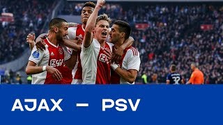 AJAX - PSV | De mooiste beelden