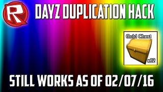 Roblox DAYZ UP8 Duplication Hack