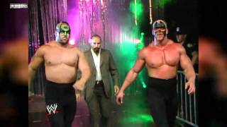 Hall of Fame: WWE Hall of Fame Inductees - The Road Warriors & Paul Ellering