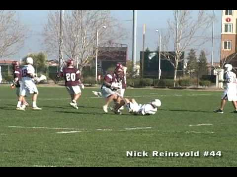 Lacrosse is a Contact Sport