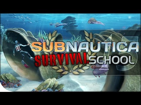 BIOREACTOR | Subnautica Tutorial & How-To — Survival School 15 | Dangerous Creatures