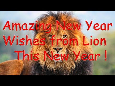 Happy New Year 2015 Wishes In Hindi Audio Video !