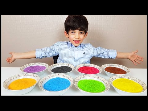 Thumbnail: Learn Colors with Ice Cream for Children, Toddlers and Babies