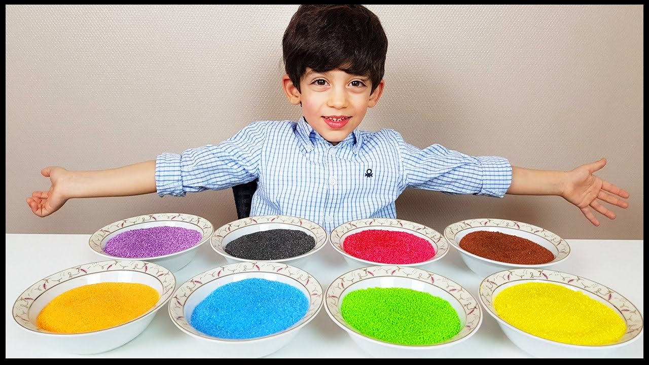 Colors for toddlers and babies - Learn Colors With Ice Cream For Children Toddlers And Babies Youtube