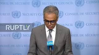 UN Indian envoy brands Article 370 as 39;internal matter39; as UNSC talks Kashmir