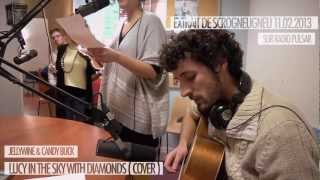 Lucy In The Sky With Diamonds ( Cover ) - Jellywine & Candy Buck @ Pulsar 11.02.2013