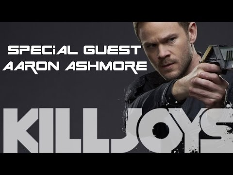 Killjoys Season 1 Episode 10 Review w/ Aaron Ashmore | AfterBuzz TV