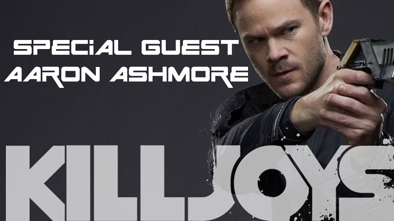 Download Killjoys Season 1 Episode 10 Review w/ Aaron Ashmore   AfterBuzz TV