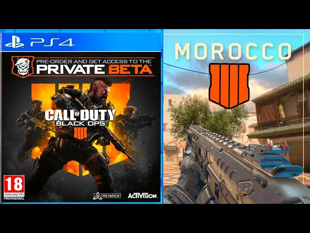 NEW BLACK OPS 4 MP MAPS MOROCCO | SUMMIT! COULD ACTIVISION MAKE ANOTHER BOOST JUMPING COD GAME?