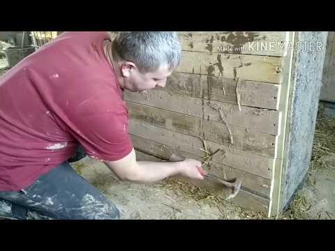 видео: Секреты новой технологии, дом из соломы. stampfstroh.  straw house, rammed straw.