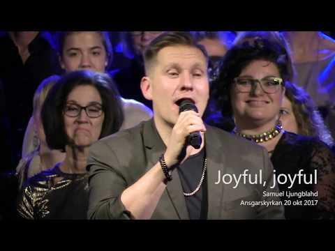 Samuel Ljungblahd: Joyful, joyful