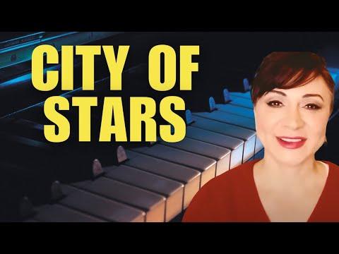 City of Stars (La La Land)  Justin Hurwitz - Piano Cover/Sheet Music