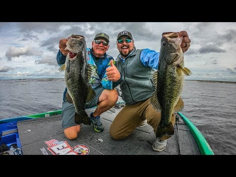 Day 5: Tim Frederick on Lake Okeechobee