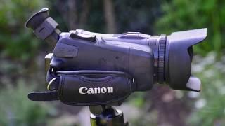 panasonic handycam 4k v canon XA11