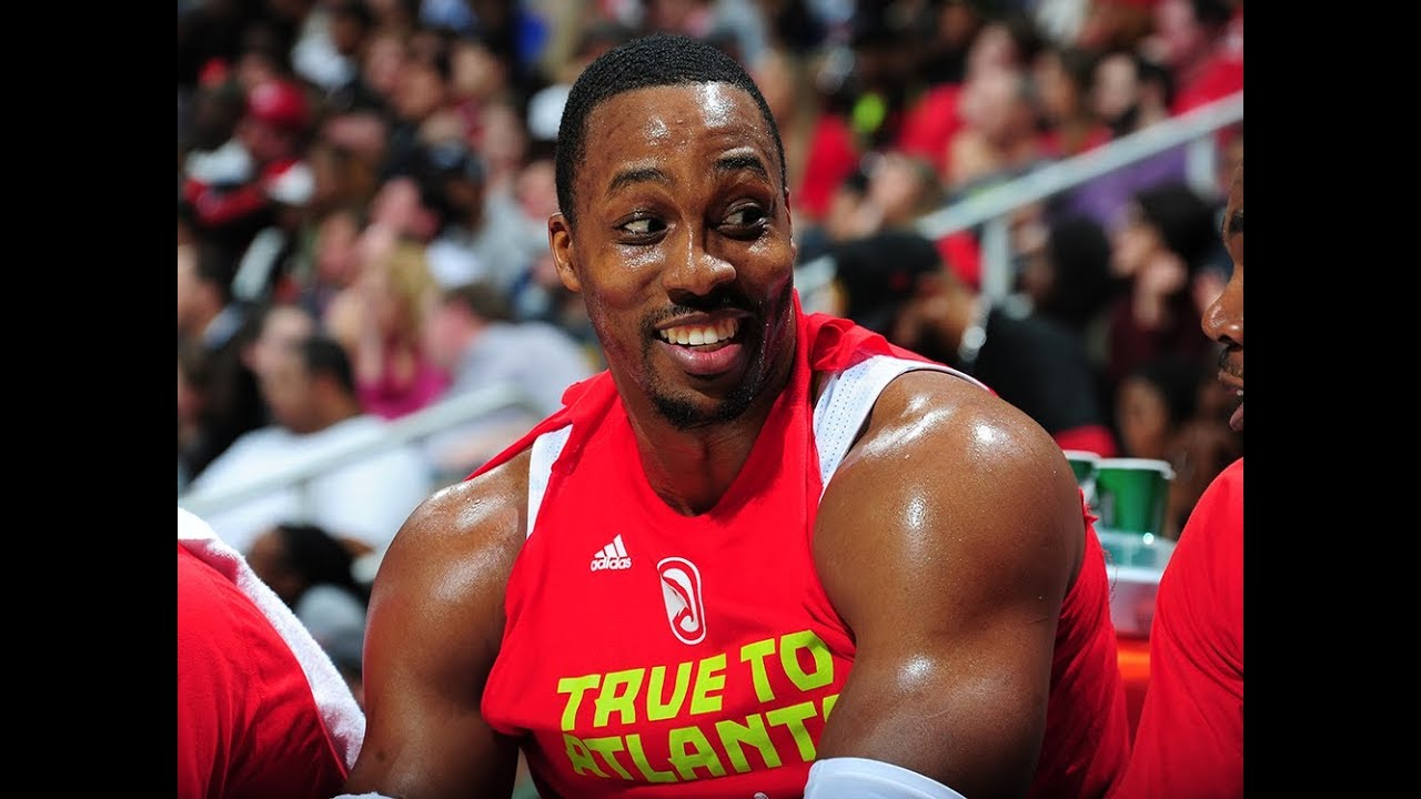 NBA  PLAYER DWIGHT HOWARD EXPOSED BY TRANNY LOVER  Uncle Hotep chimes in