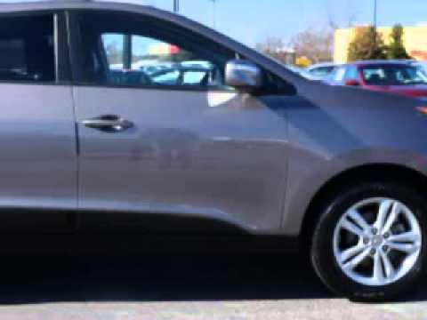Used 2012 Hyundai Tucson GLS Greensboro Winston Salem