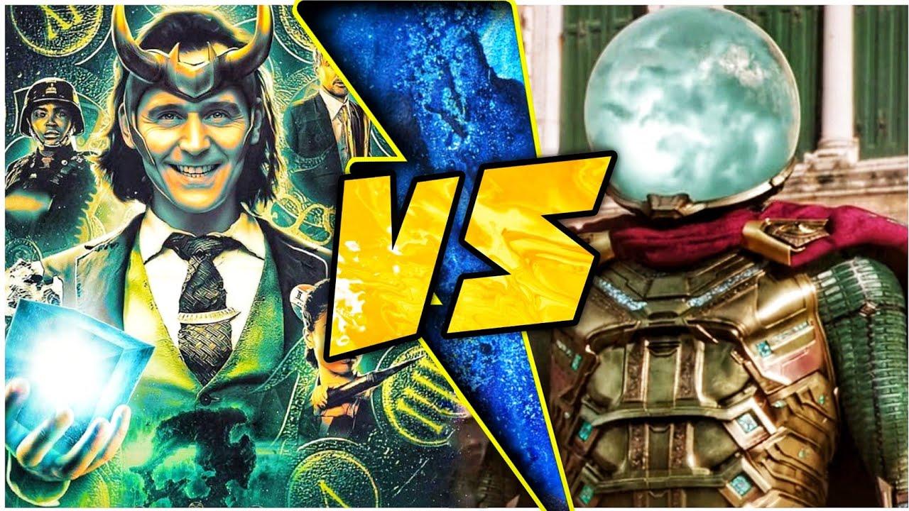 Loki vs Mysterio (SUPERBATTLE) Explained in Hindi