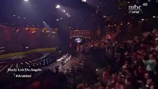 عرب ايدول الفنان ملحم زين على الميعاد اجيتك Arab Idol 2016 حزينه حزين اوايلييي يايابيي يابوياا
