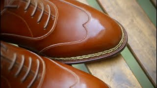 Norwegian Oxford shoemaking (Full)