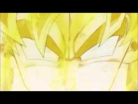 Goku Tribute DBZ AMV Foo Fighters - My Hero