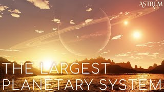 How Big Can Solar Systems Get?