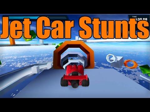 Jet Car Stunts | Harder Than It Looks!