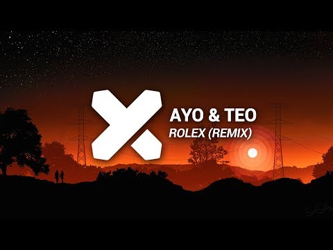 Ayo & Teo - Rolex (Frank J Ft. M Kees Edit)