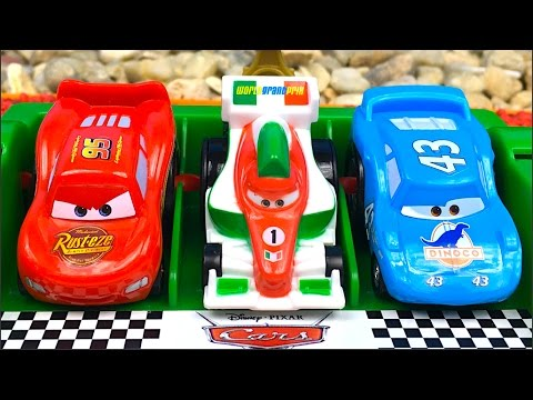 Rod Y Mate Bernouli Hicks Rayo Riplash Disney Competicion Snot Chic Francesco El Entre Racers Rey iTwZOPXku
