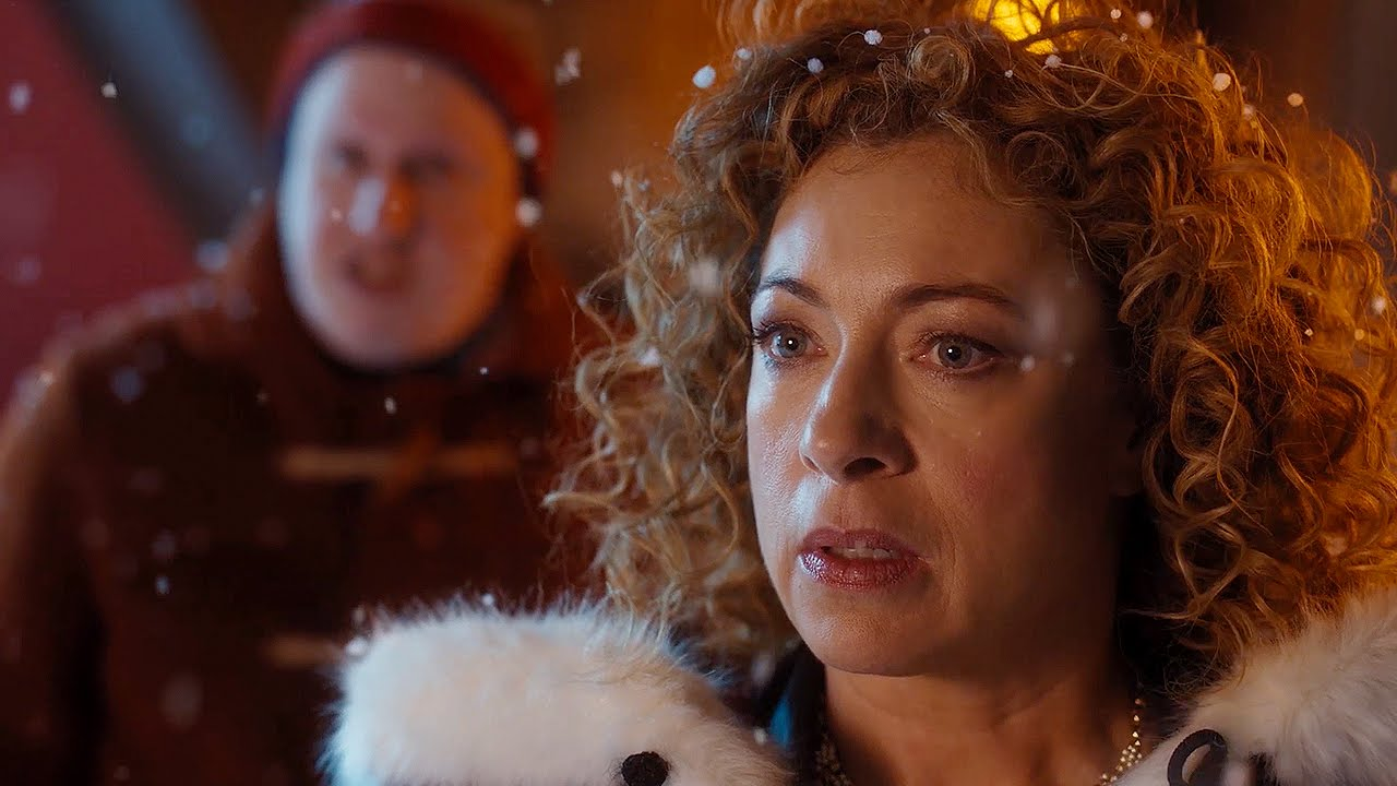 Dr Christmas.Doctor Who Christmas Specials Ranked From Worst To Best