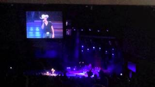 "Justin Moore ""Small Town USA"" in Hartford, CT 8/30/14"