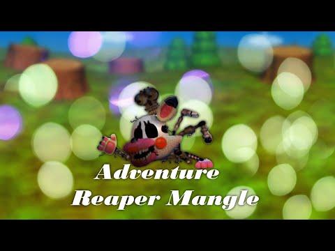 Fnaf Speed Edit Making Adventure Reaper Mangle