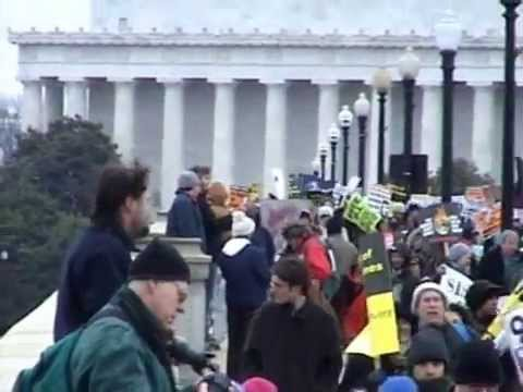 March 2007 March on the Pentagon