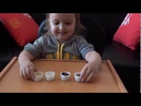 Развивающие игры дома. Сенсорные мешочки. Часть 2. 1 - 3 года