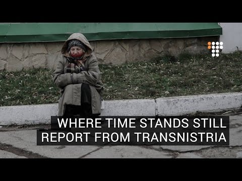 Where Time Stands Still: Special Report from Moldova's Breakaway Transnistria