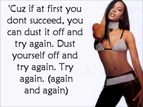 Aaliyah - Try Again - video dailymotion